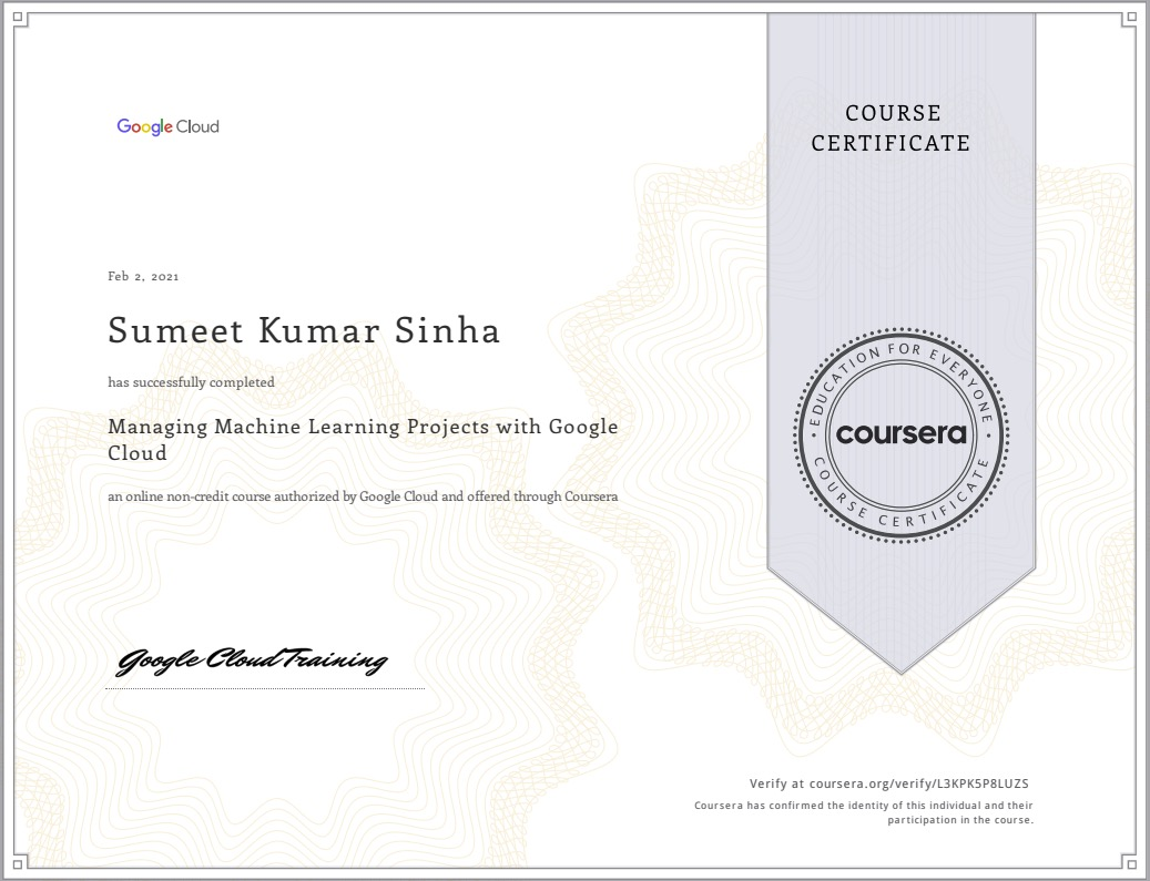 Managing-ML-Projects-with-Google-Cloud
